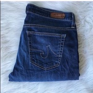 AG Adriano Goldschmied Cigarette Jeans Size 28R